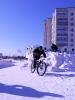 Велосипеды зимой :: велосипеды